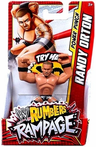 WWE Wrestling Rumblers Rampage Mini Figure Randy Orton [Power Punch]