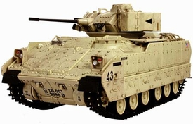 Forces of Valor 1:18 Scale Bravo Team U.S. M3A2 Bradley