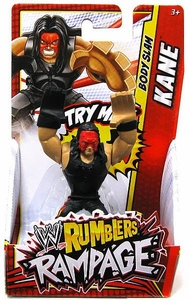 WWE Wrestling Rumblers Rampage Mini Figure Kane [Body Slam]