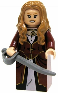 LEGO Pirates of the Caribbean LOOSE Mini Figure Elizabeth Swann [Cutlass]