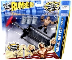 WWE Wrestling Rumblers Aerial Battle Playset [Randy Orton Figure]