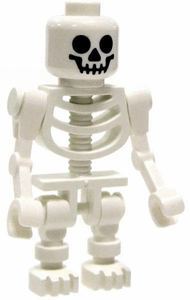 LEGO Pirates of the Caribbean LOOSE Mini Figure Skeleton