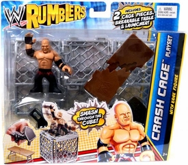 WWE Wrestling Rumblers Crash Cage Playset [Kane Figure]