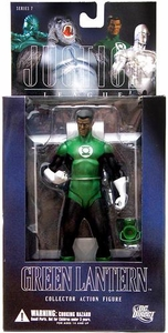 DC Direct Justice League Alex Ross Series 7 Action Figure John Stewart Green Lantern