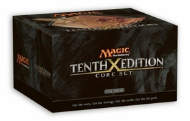 Magic the Gathering Card Game Tenth Edition Fat Pack