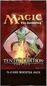 Magic the Gathering 10th Edition Booster Pack [15 cards]