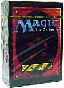 Magic the Gathering 4th Edition Starter Deck [60 Cards]