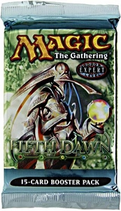 Magic the Gathering Fifth Dawn Booster Pack [15 cards]