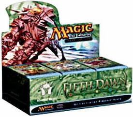 Magic the Gathering Fifth Dawn Booster BOX [36 Packs]