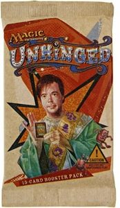 Magic the Gathering Unhinged Booster Pack