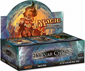 Magic the Gathering Planar Chaos Booster Box [36 packs]