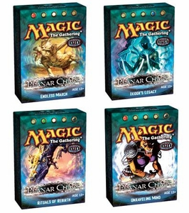 Magic the Gathering Planar Chaos Theme Deck Set of 4 Decks