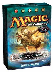 Magic the Gathering Planar Chaos Theme Deck Endless March