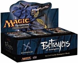Magic the Gathering Betrayers of Kamigawa Booster Box [36 packs]