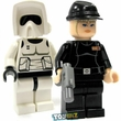 Star Wars LEGO LOOSE Mini Figures Imperials