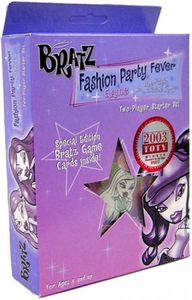 Bratz Card Game Fashion Party Fever