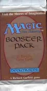 Magic the Gathering Beta Limited Booster Pack [15 cards]