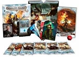 Magic the Gathering Card Game Future Sight Fat Pack