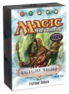 Magic the Gathering Future Sight Theme Deck Future Shock