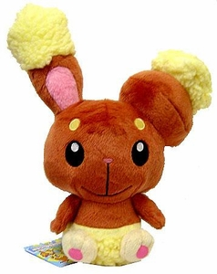 Pokemon Japanese Banpresto 5 Inch Plush Figure Buneary [Sitting Up]