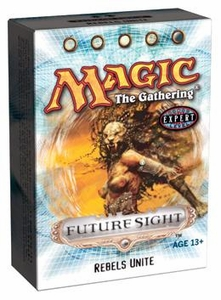 Magic the Gathering Future Sight Theme Deck Rebels Unite