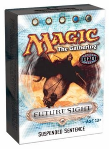 Magic the Gathering Future Sight Theme Deck Suspended Sentence