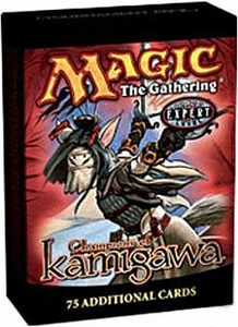 Magic the Gathering Champions of Kamigawa Tournament Starter Deck [75 cards] Equivalent of 3 Booster Packs!