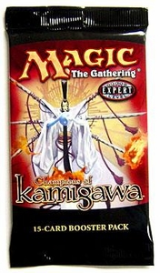Magic the Gathering Champions of Kamigawa Booster Pack [15 Cards]