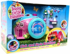 Teeny Little Families Playset Click and Style Boutique BLOWOUT SALE!