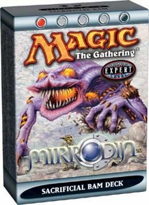 Magic the Gathering Mirrodin Theme Deck Sacrificial Bam