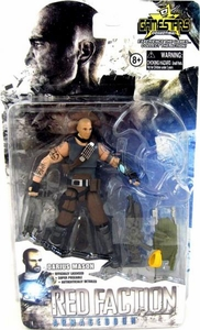 Red Faction Armageddon Gamestars 4 Inch Action Figure Darius Mason