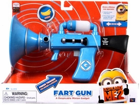 Despicable Me 2 Exclusive Banana Scented Fart Gun Blaster