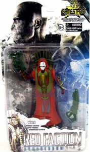Red Faction Armageddon Gamestars 4 Inch Action Figure Hale