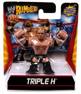 WWE Wrestling Rumblers Mini Figure Triple H