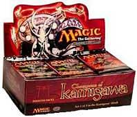 Magic the Gathering Champions of Kamigawa Booster BOX [36 Packs]
