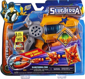 Slugterra Mini Blaster & Evo Dart Eli's Blaster [Includes Code for Exclusive Game Items] Hot!