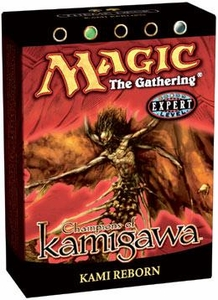 Magic the Gathering Champions of Kamigawa Theme Deck Kami Reborn