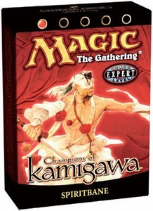 Magic the Gathering Champions of Kamigawa Theme Deck Spiritbane