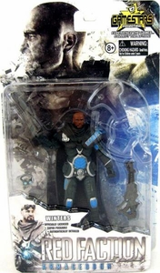 Red Faction Armageddon Gamestars 4 Inch Action Figure Winters
