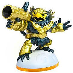 Skylanders Giants LOOSE Figure LEGENDARY Jet-Vac