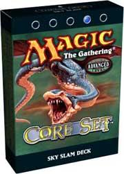 Magic the Gathering Eighth Edition Theme Deck Sky Slam