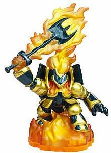 Skylanders Giants LOOSE Figure LEGENDARY Ignitor BLOWOUT SALE!