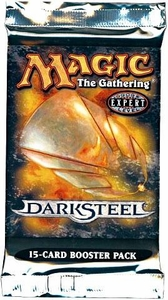 Magic the Gathering Darksteel Booster Pack [15 cards]