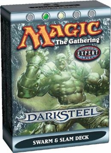 Magic the Gathering Darksteel Theme Deck Swarm & Slam