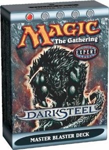 Magic the Gathering Darksteel Theme Deck Master Blaster
