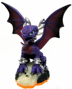 Skylanders Giants LOOSE Figure Cynder {Version 2}