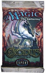 Magic the Gathering Exodus Booster Pack