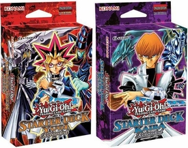 YuGiOh Set of Kaiba & Yugi Reloaded 1st EDITION Starter Decks Hot!
