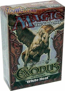 Magic the Gathering Exodus Theme Deck White Heat