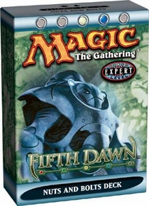 Magic the Gathering Fifth Dawn Theme Deck Nuts and Bolts